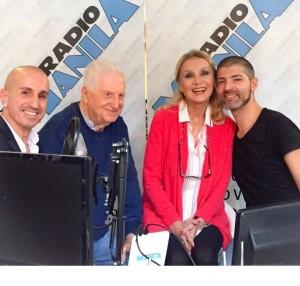 BARBARA BOUCHET & GIAN FRANCO D'ANGELO